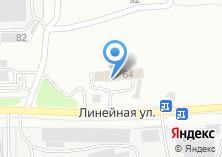 Компания «Рутектор» на карте