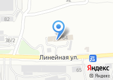 Компания «Челтрак» на карте