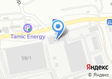 Компания «ЮжУралПривоз» на карте