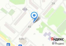 Компания «Золотая бочка» на карте