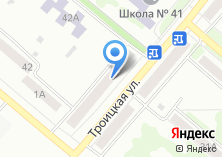 Компания «Медовый» на карте