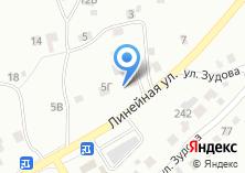 Компания «Север-авто» на карте