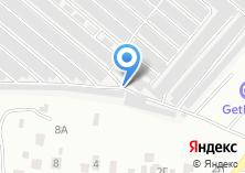 Компания «Гаражно-строительный кооператив №403» на карте