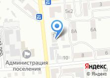 Компания «СтройМастер» на карте