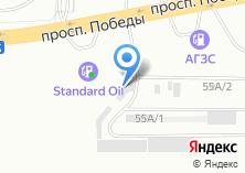 Компания «Японец» на карте