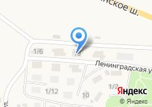 Компания «Строящийся жилой дом по ул. Ленинградская (Петровский)» на карте
