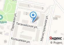 Компания «Строящийся жилой дом по ул. Таганайская (Петровский)» на карте