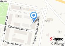 Компания «Строящийся жилой дом по ул. Магистральная (Петровский)» на карте