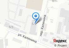 Компания «Цинк Сервис» на карте