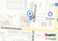 Компания «Джемир» на карте