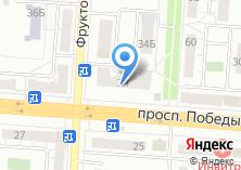 Компания «Дом кафеля» на карте