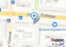 Компания «Кабинет эстетики тела Анатолия Семашкова» на карте