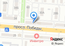 Компания «ПРОСТОЗАЙМ» на карте