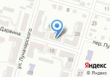 Компания «УралDoors торгово-производственная фирма» на карте