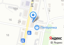 Компания «Сеть автомогазинов» на карте