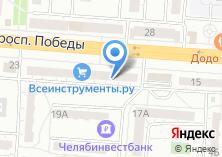 Компания «Kopusta.ru» на карте