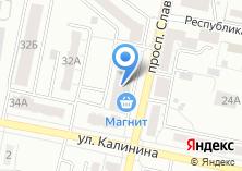 Компания «Строящийся объект» на карте