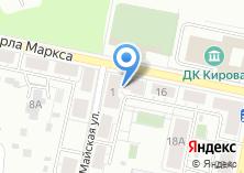 Компания «Стекломир» на карте
