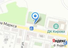 Компания «Хоккейная школа Картаева А.З» на карте