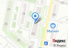 Компания «Магнит-Косметик» на карте