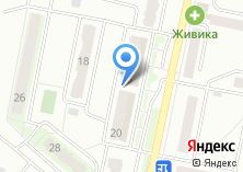 Компания «Строящийся жилой дом по ул. Славы проспект (г. Копейск)» на карте