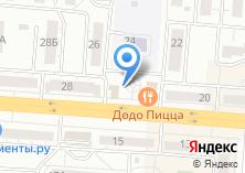 Компания «Redikortsev» на карте