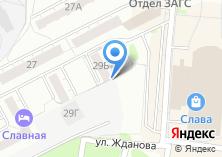 Компания «Нано-электрик» на карте