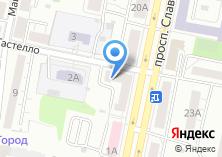 Компания «Точка зрения» на карте