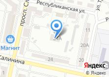 Компания «Социально-реабилитационный центр для несовершеннолетних» на карте