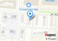 Компания «Печник» на карте