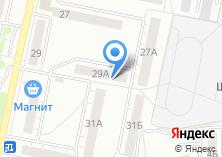 Компания «АйТи системы и сервис» на карте