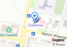 Компания «Нотариус Яшина Т.В» на карте