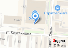 Компания «Профи-Люкс» на карте