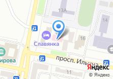 Компания «Ихтиандр» на карте