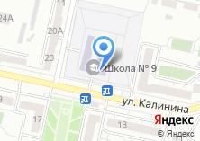 Компания «Вираж-плюс» на карте