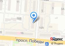 Компания «Малыш» на карте