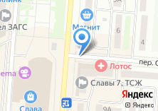 Компания «Магазин кондитерских изделий» на карте