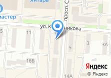 Компания «Бонарт» на карте