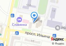 Компания «Пивной клуб» на карте