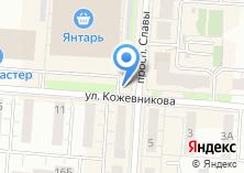 Компания «Шашлычная» на карте