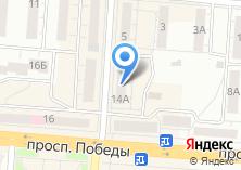 Компания «Вход и выход» на карте