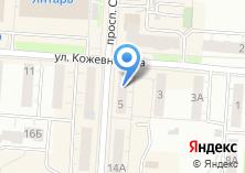 Компания «Добавь жару» на карте