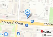 Компания «Булочная №1» на карте