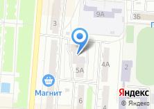 Компания «Мебельный двор» на карте