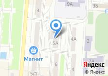 Компания «Fit studio» на карте