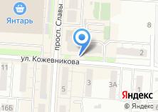 Компания «Lorem» на карте