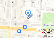 Компания «Копейское СТОА» на карте