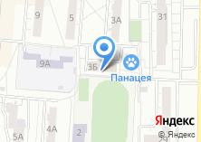 Компания «Челябторгтехника» на карте
