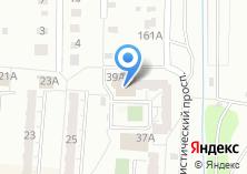 Компания «Управление Федеральной службы по контролю за оборотом наркотиков по Челябинской области» на карте