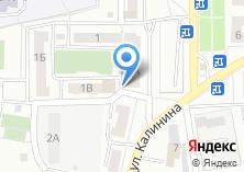 Компания «Строящееся административное здание по ул. Коммунистический проспект (г. Копейск)» на карте